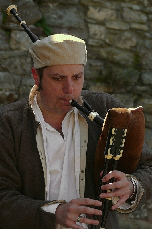 The Middle Ages (40) : Musician