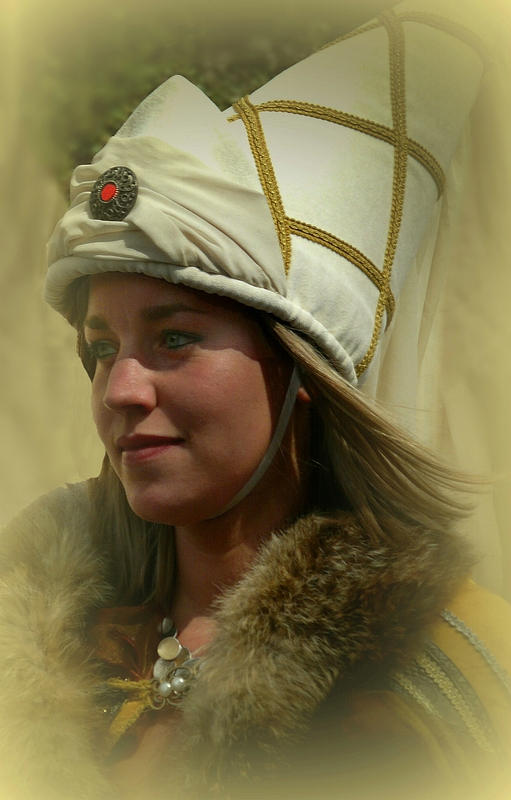 The Middle Ages (65) : Princess