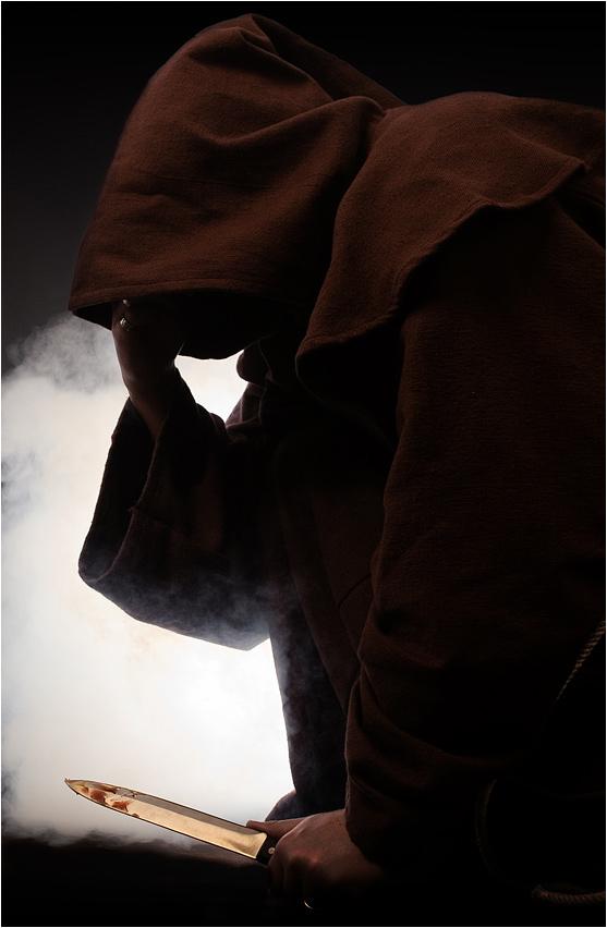 - the monk - remorse