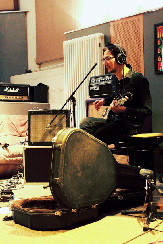 the moo recording