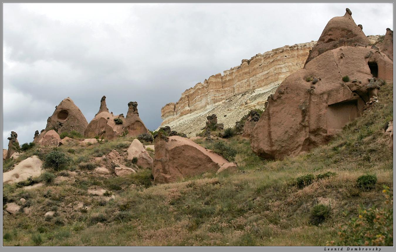 The mysterious Cappadocia