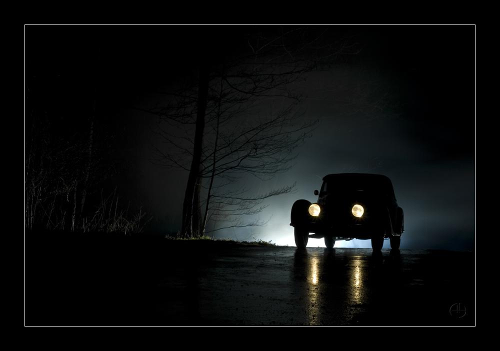 The mystic BMW 327