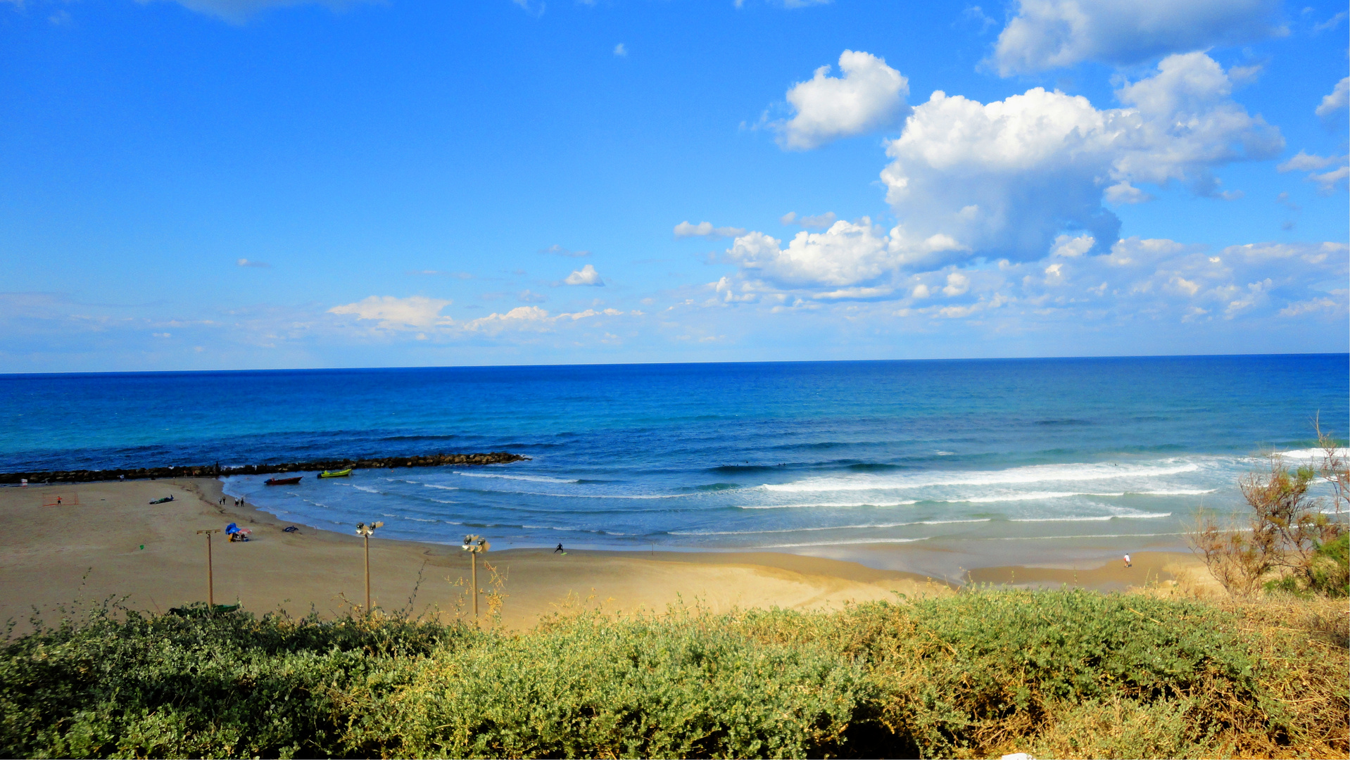 THE NETANYA MEDITERAN SEA