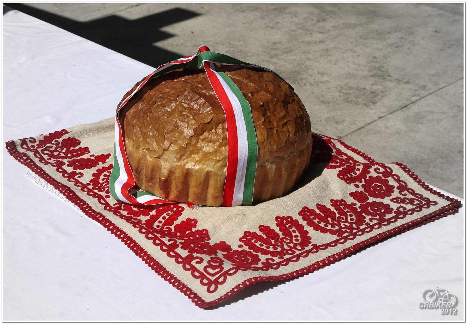 The new hungarian bread