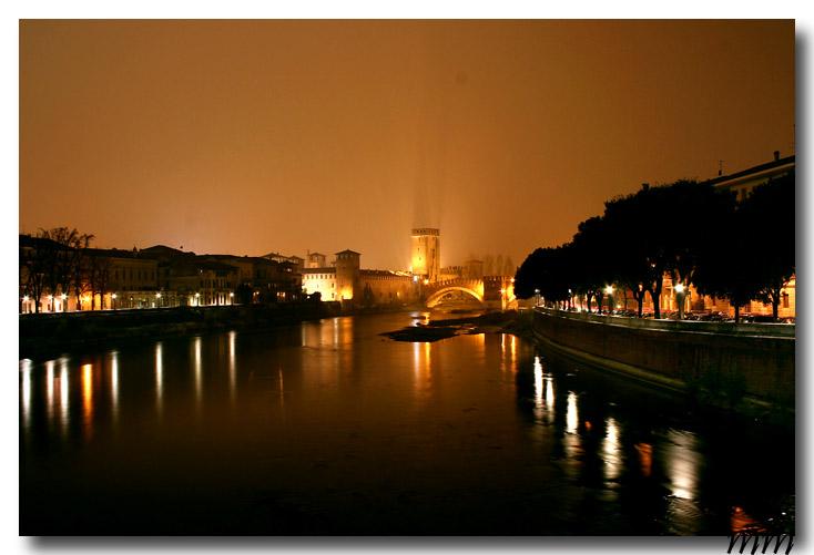 the night in verona