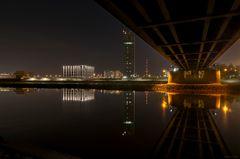 the night under the bridge