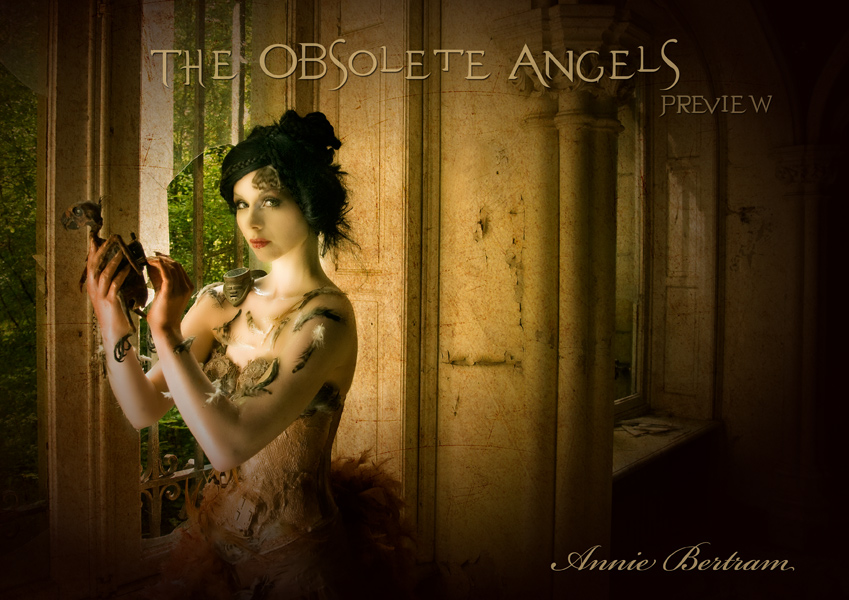 The Obsolete Angels Preview Book