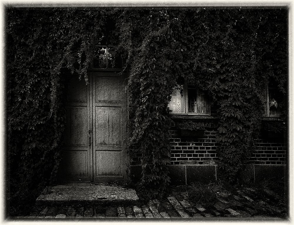 The Old Door by Ossi Raimi
