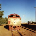 The Old Ghan