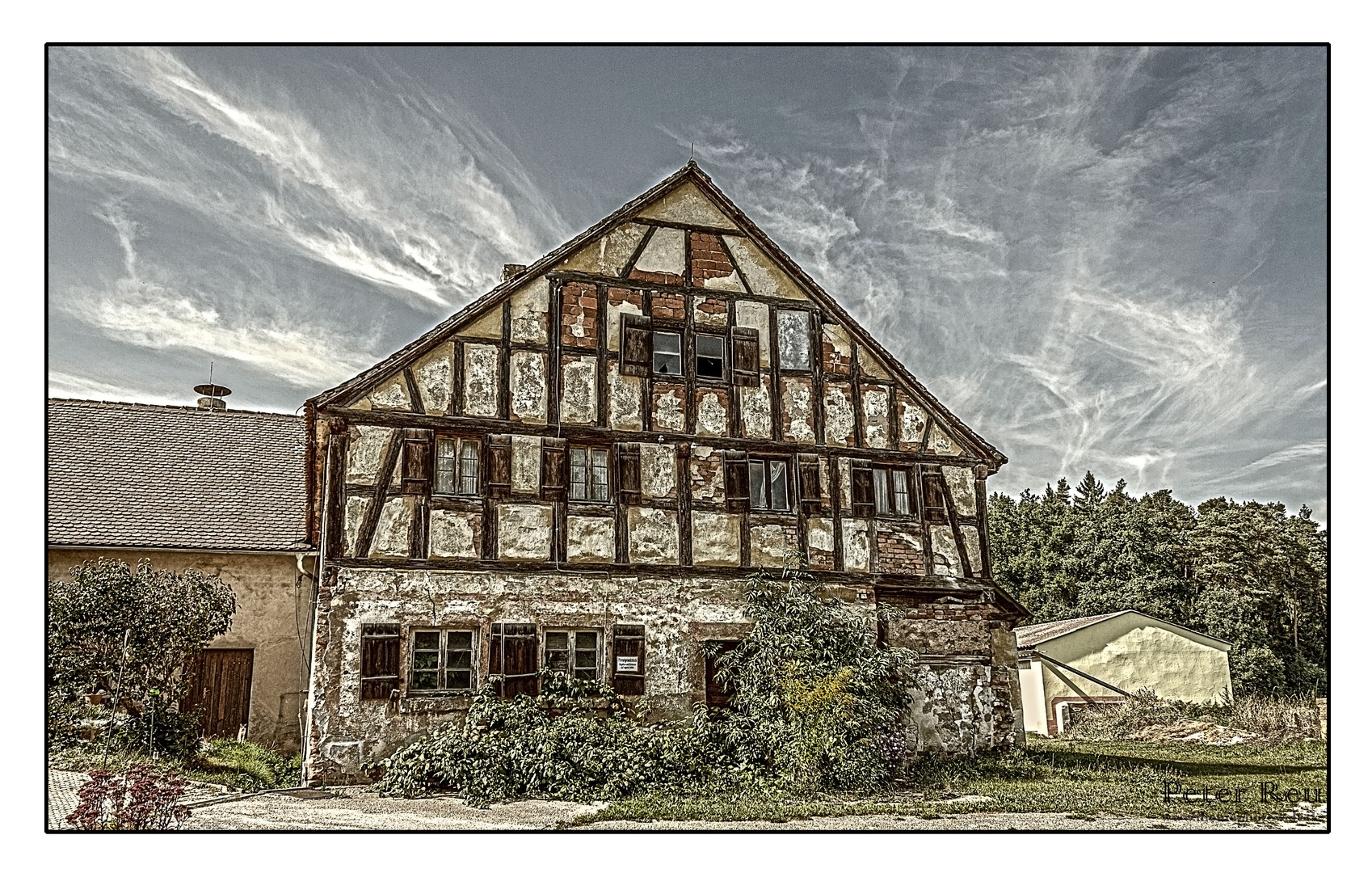 The old House....