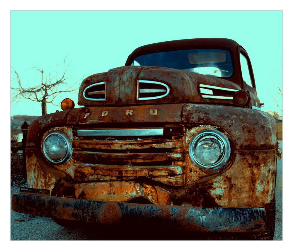 the old Jalopy