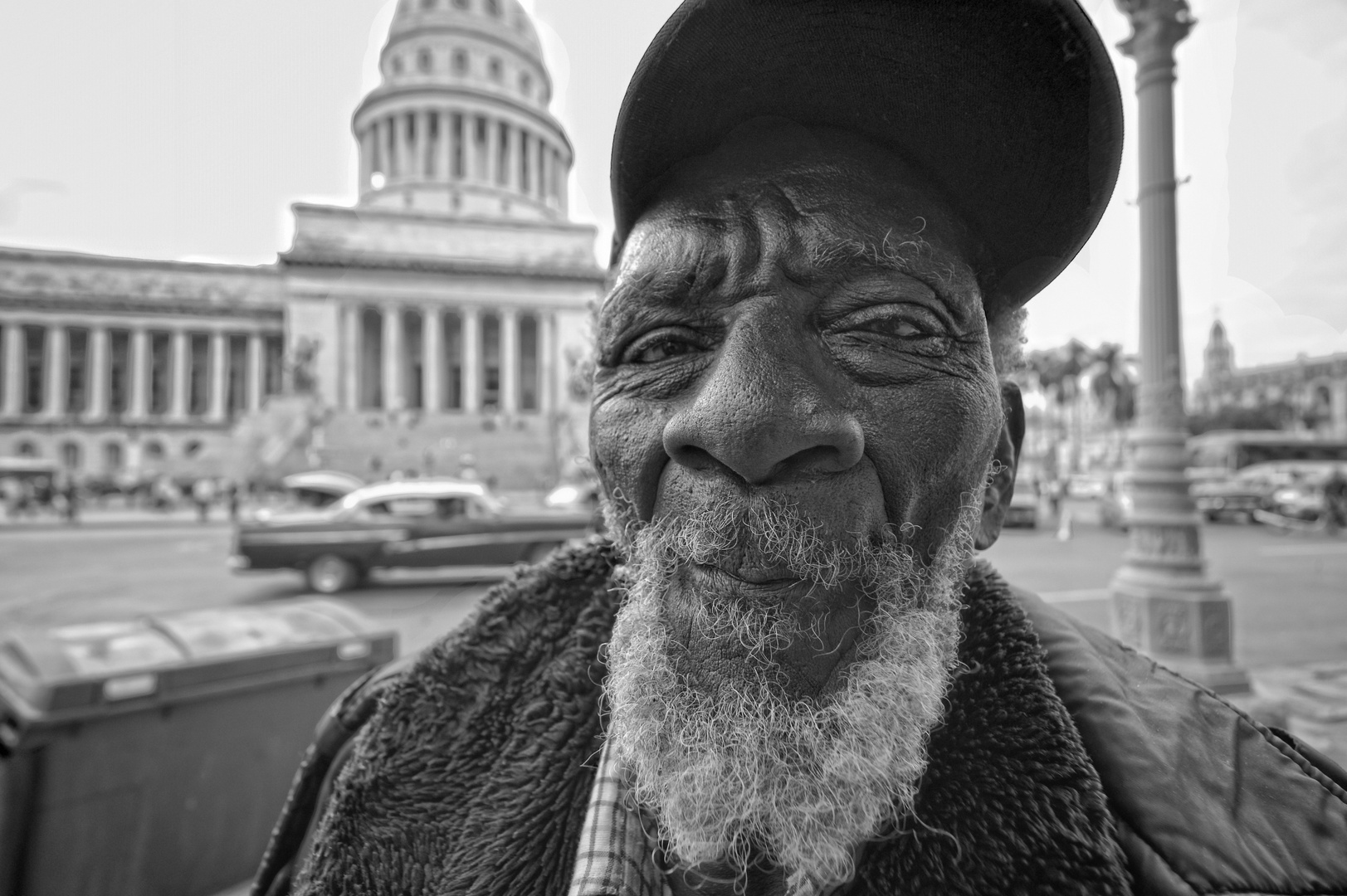 the old man in the capitol