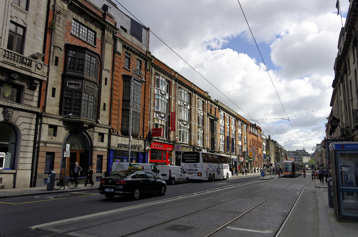 The Old Streets of Dublin