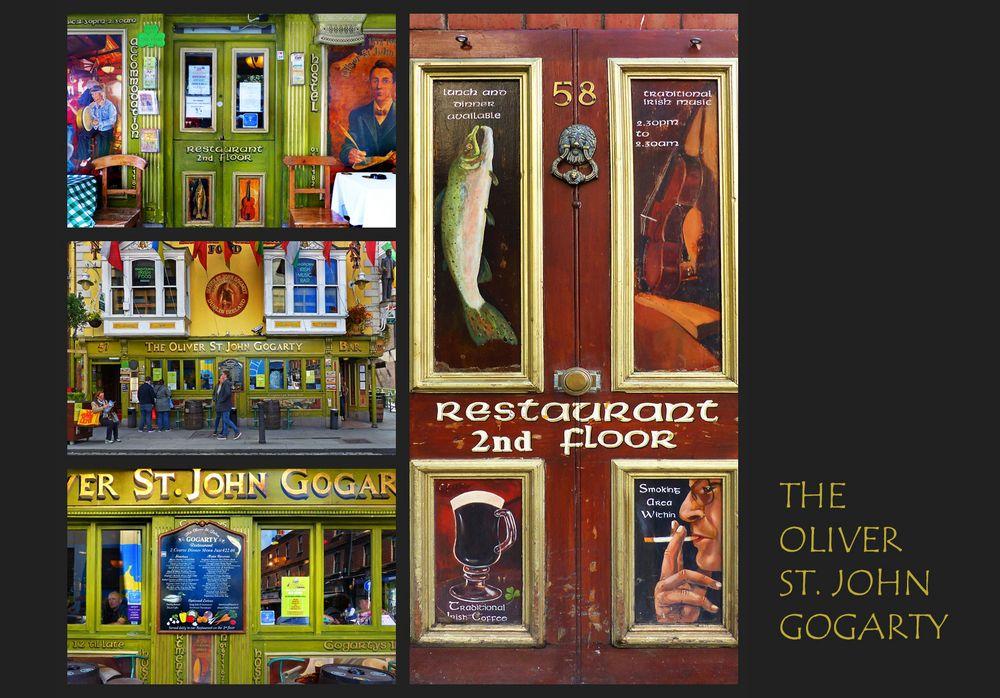 The Oliver St. John Gogarty