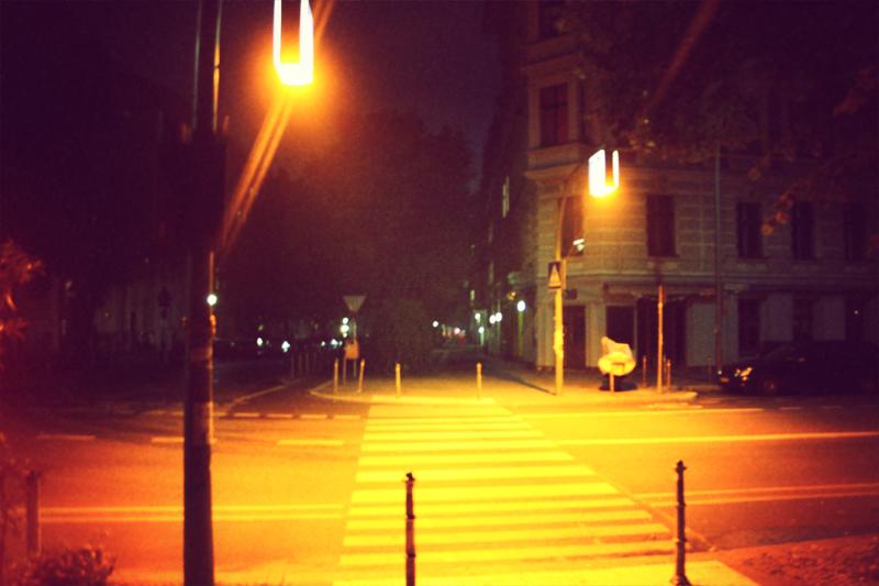 the orange light district