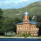 The Orthodox Church in Sengiley on Volga