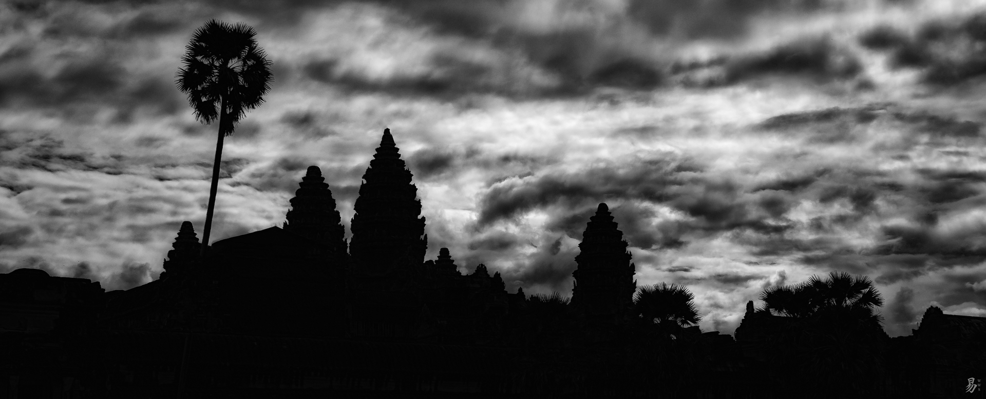 the other sight of 'angkor wat'
