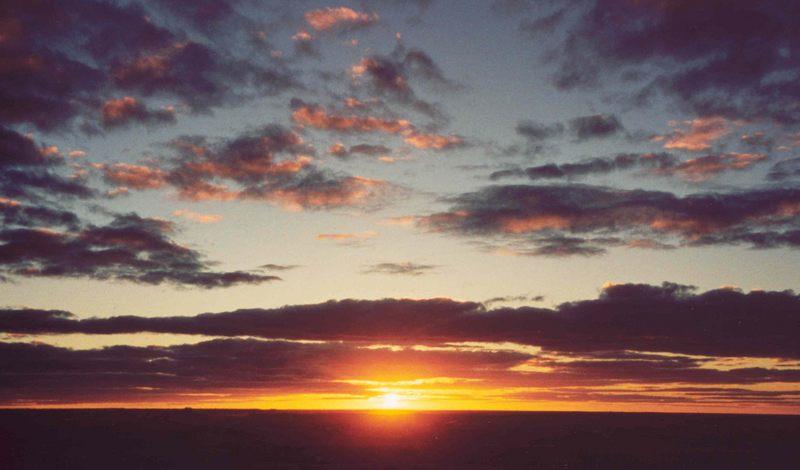 ...the outback of australia
