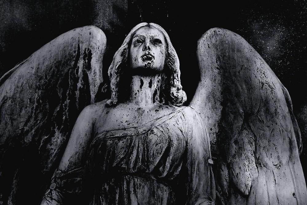 THE OXIDISING ANGEL ( Ravenheart Version )