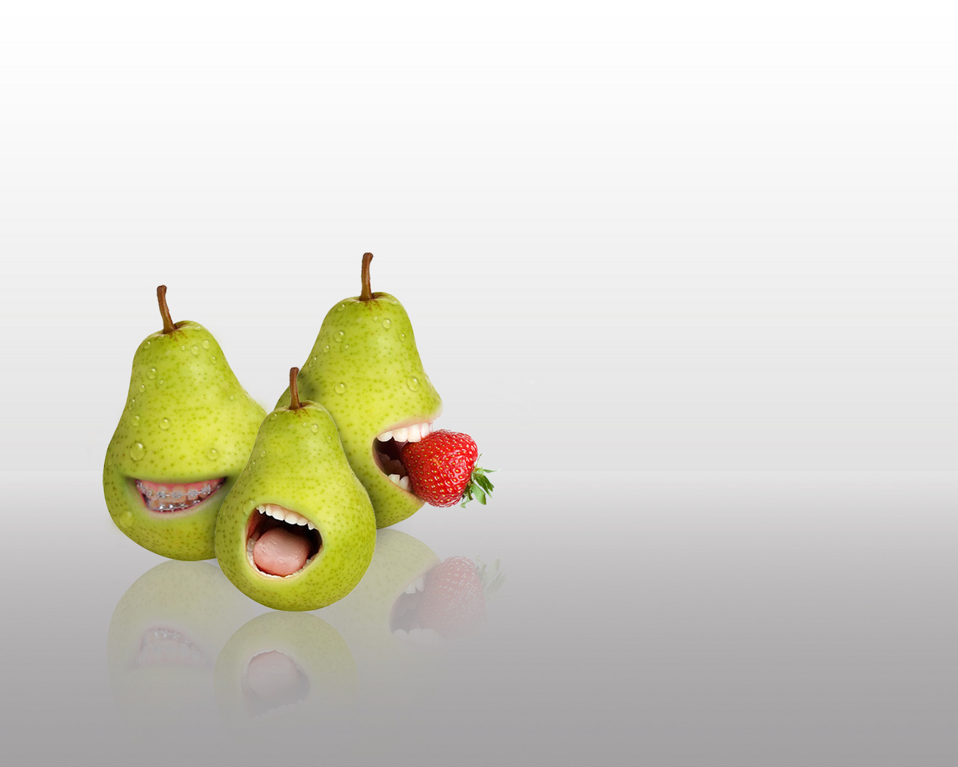 the pear family