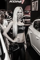The Person of Motor Show