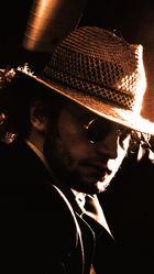 The Piano Player Portrait