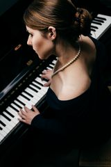 The pianogirl