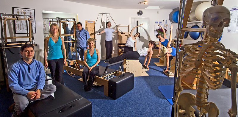 The Pilates Room