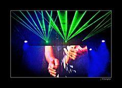"- The Pink Floyd Exhibition ""Magische Finger"" -"