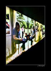 "- The Pink Floyd Exhibition ""Ummagumma"" -"
