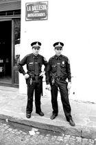 The Policemen...