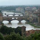 The Ponte Vecchio!