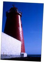 The Poolbeg Lighthouse