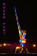 The port of art