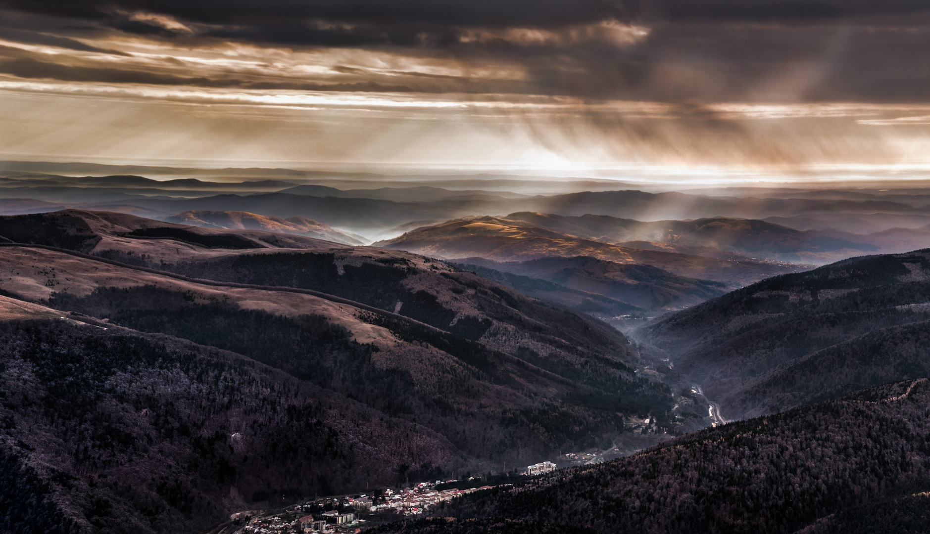The Prahova Valley