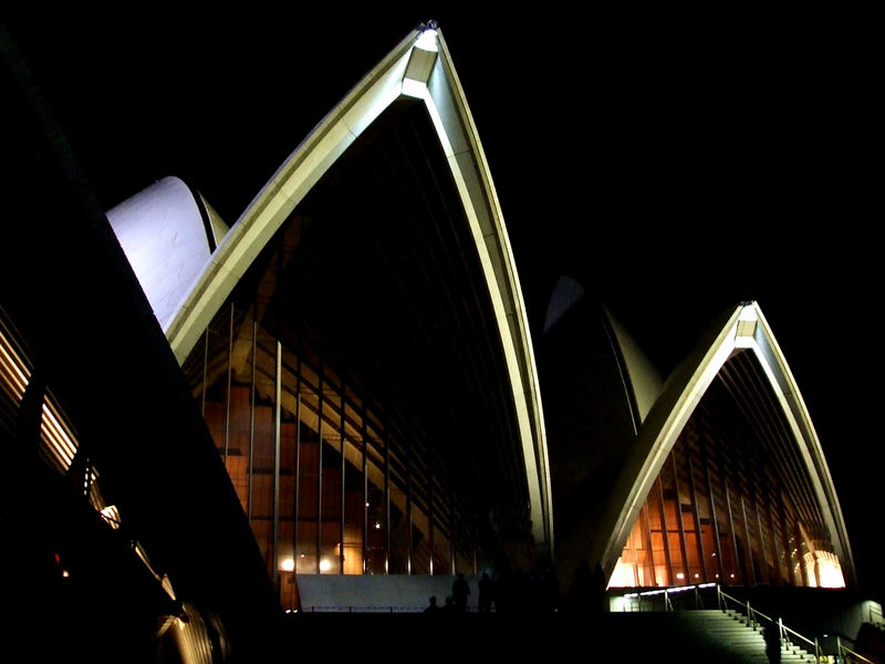 The Queen of all buildings - Sydney Opera House