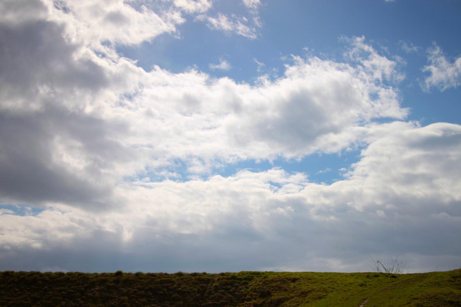 the quite sky...