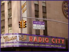The Radio City Christmas Spectacular