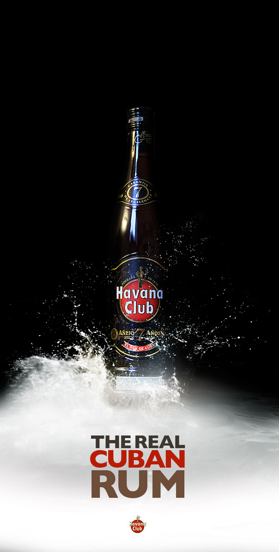 The Real Cuban Rum