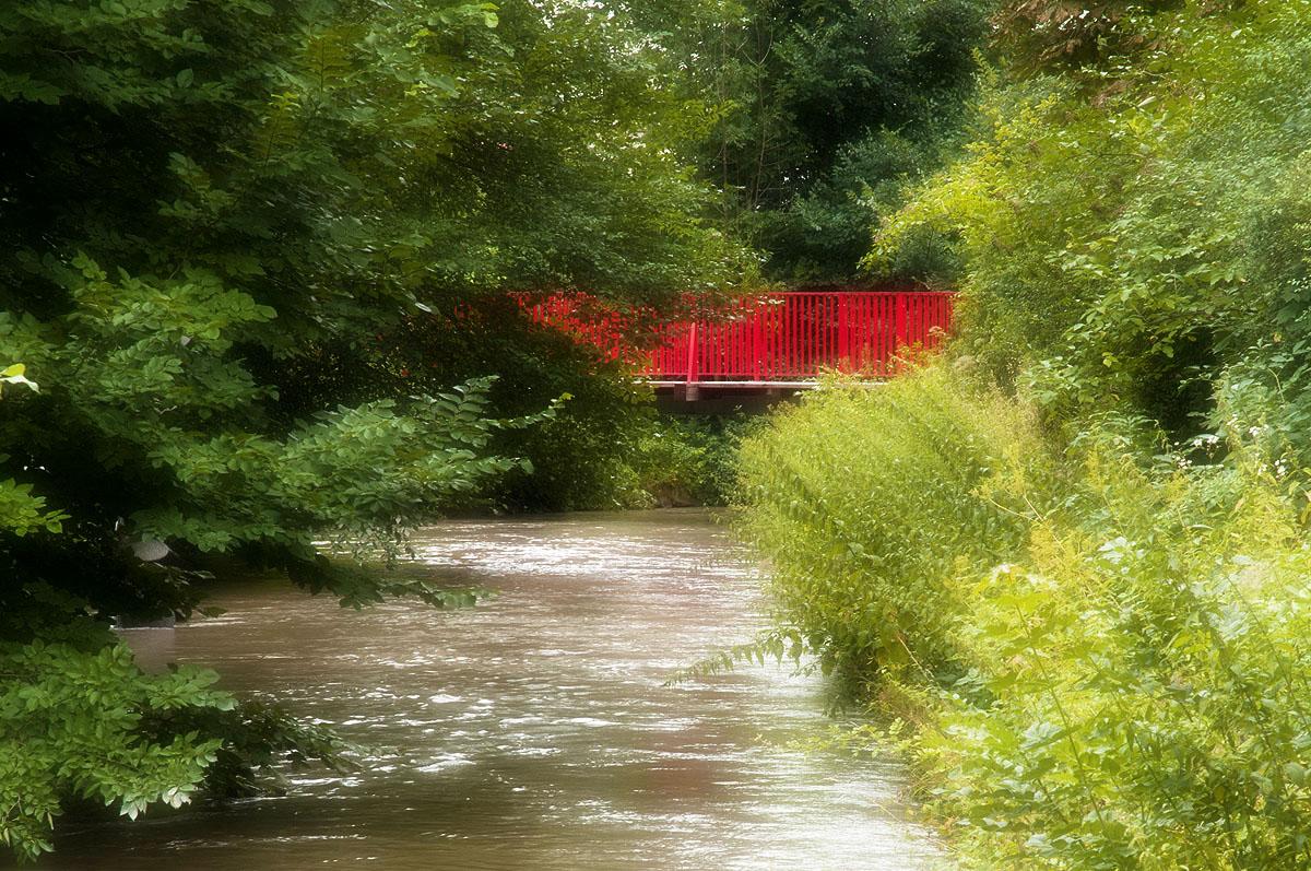 The Red Bridge