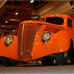the red hot rod