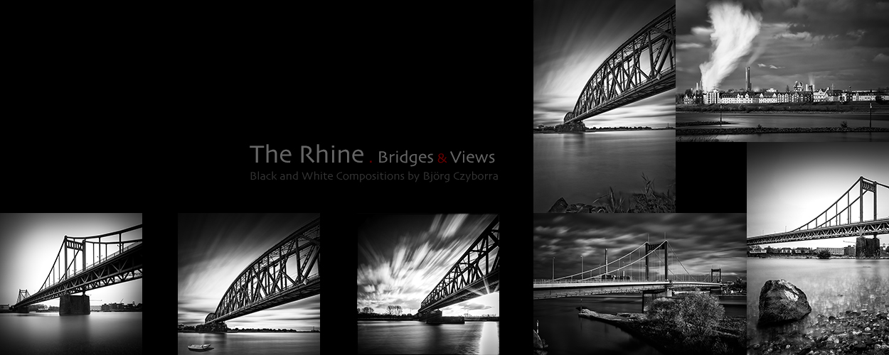 The Rhine . Bridges & Views