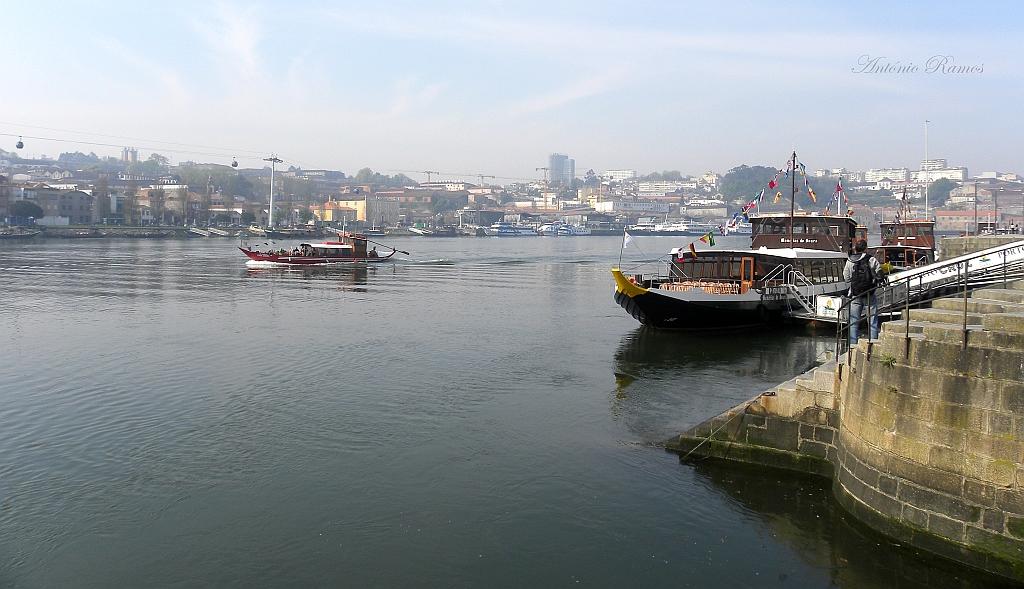 The Ribeira (Porto / Portugal)