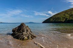 The rock of Keem bay