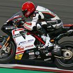 THE ROCKER - Luca Scassa - SBK-WM Nürburgring 2010