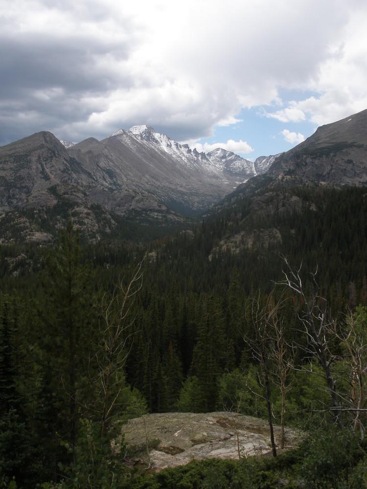 the rocki mountain