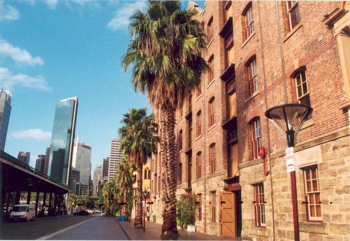 The Rocks - Sydney