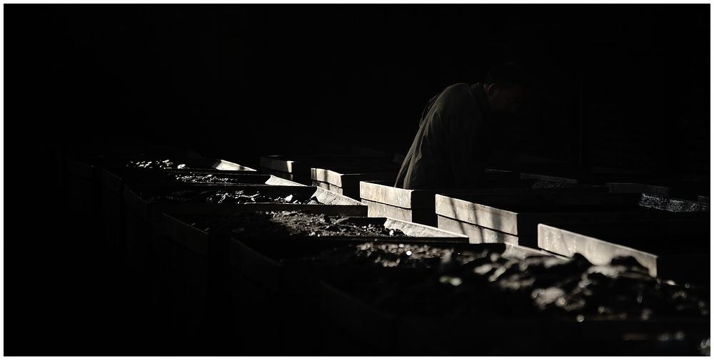 The Rongshan XLI  -  Gaokeng Coal Mine