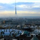 the rooftops of Riga