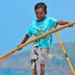 The rope dancer.(L'equilibrista)